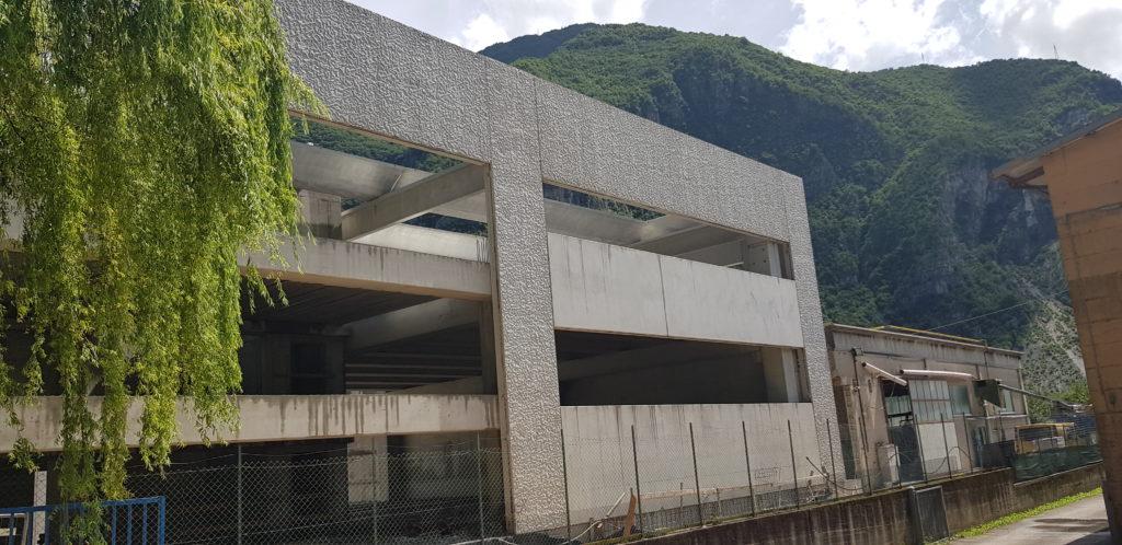 Cantiere DIAGRAMCARTA ad Arsiero (VI)